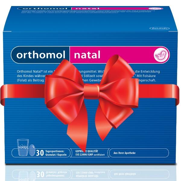Новая цена на Orthomol Natal официальный сайт ортомол.рф